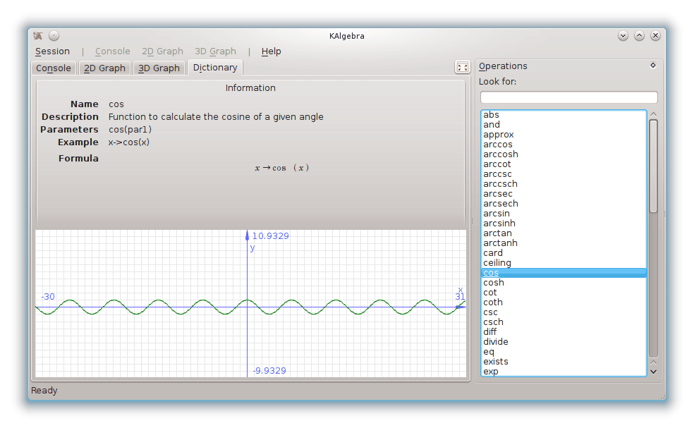doc/kalgebra-dictionary-window.png