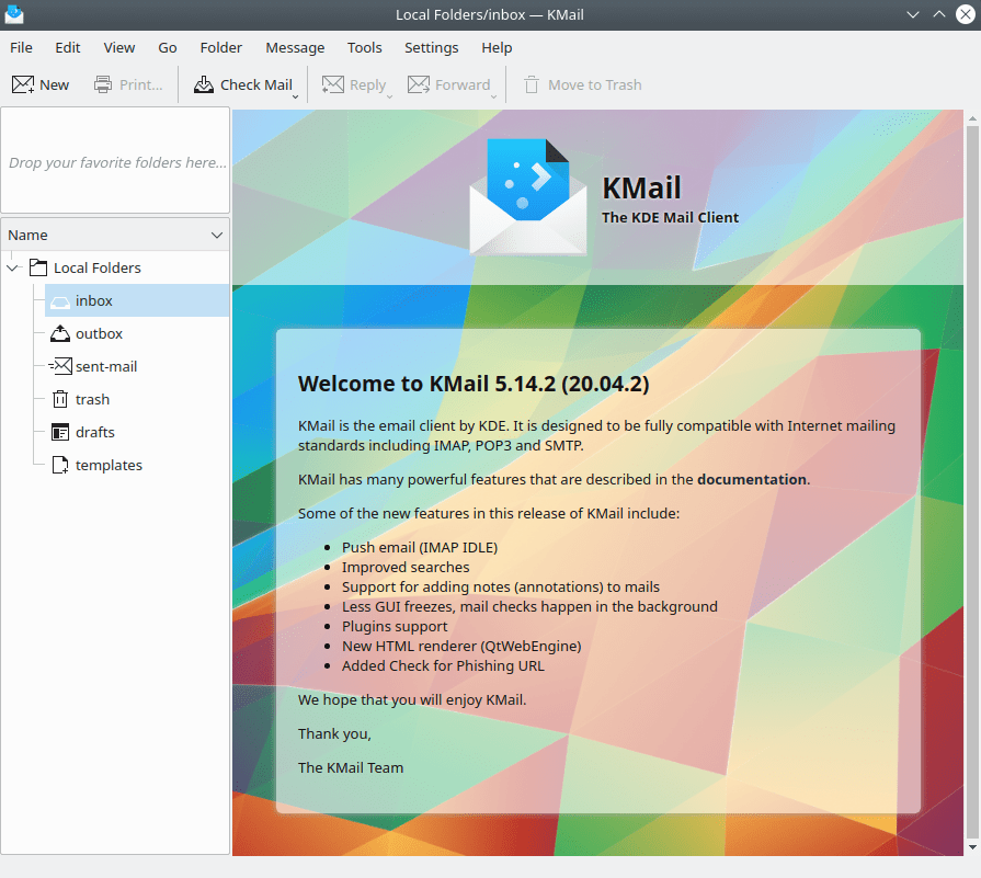 doc/kmail2/kmailwelcome.png