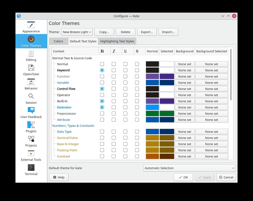 doc/katepart/color-themes-gui-default-text-styles.png