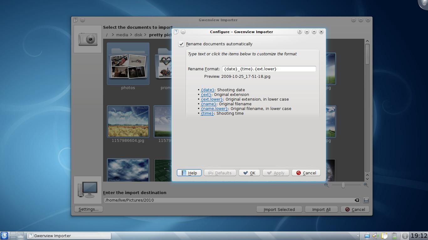 announcements/4.4/screenshots/44_gwenview_import.jpg